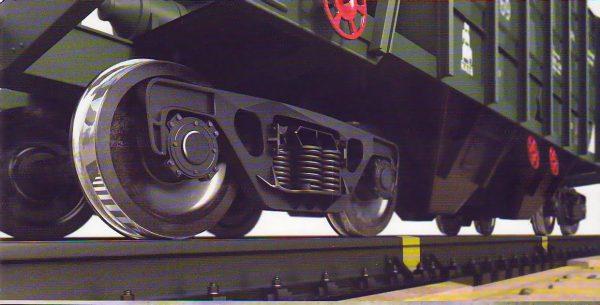 Электронные железнодорожные вагонные весы
