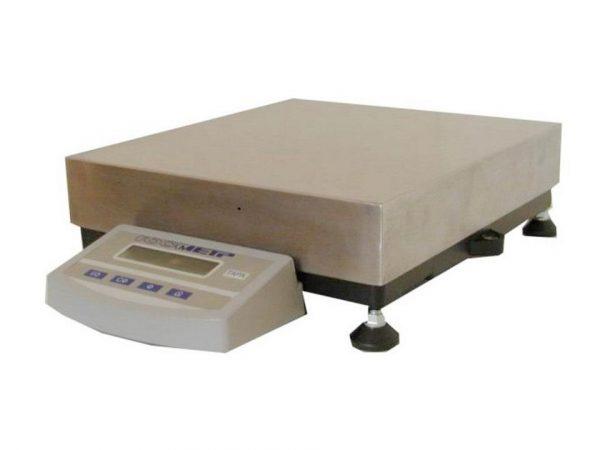 Электронные платформенные весы ВПС