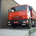 Установка автомобильных весов в Ростове и области